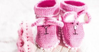 Lavorare a maglia per bambini